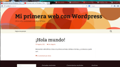 Instalar Wordpress. Paso 10